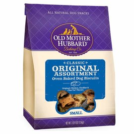 old mother hubbard Old Mother Hubbard Small Size Original Assortment Dog Biscuits 3.5lb