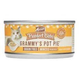 Merrick Merrick Wet Cat Grammy's Pot Pie Grain Free Chicken 5.5oz Can Formula