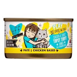BFF Weruva BFF Topsy Turvy Chicken & Turkey 5.5oz Pate