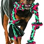 MAMMOTH PET PRODUCTS Mamoth Flossy Chew X- Large 3 knot tug