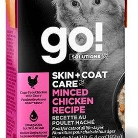 Go! Go! Cat Minced Chicken 6.4oz