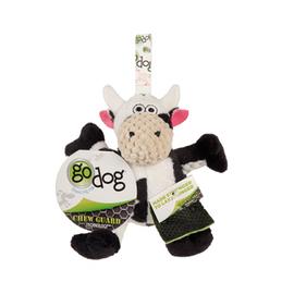 GoDog Go Dog Sitting Cow Toy Large