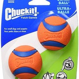 Chuckit! Chuckit! Ultra Ball Small (2 Pack)