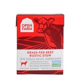 Open Farm Open Farm Rustic Stew - Grass-Fed Beef 12.5oz