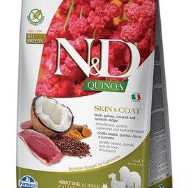 Farmina N&D Dog - Skin & Coat Quinoa & Duck 5.5lb