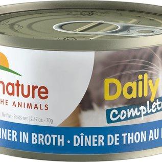Almo Nature Almo Nature Daily Complete Tuna Dinner In Broth 70g