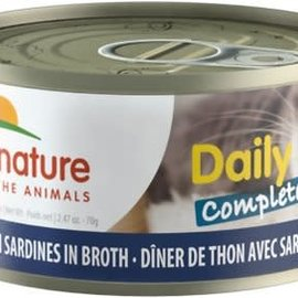 Almo Nature Almo Nature Daily Complete Tuna Dinner With Sardines in Broth 70g