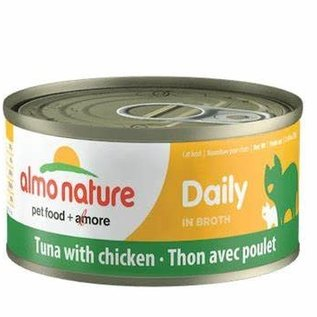 Almo Nature Almo Nature Daily Tuna with Chicken (70g)