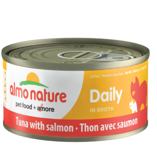 Almo Nature Almo Nature Daily Tuna With Salmon (70g)