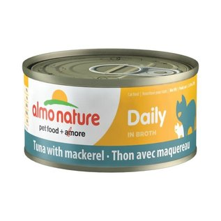 Almo Nature Almo Nature Daily Tuna with Mackerel (70g)