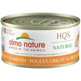 Almo Nature Almo Nature Natural Made in Italy Grilled Chicken in Broth (70g)