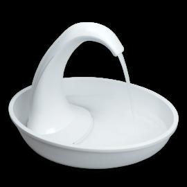 Pioneer Pet Pioneer Pet Swan Plastic Fountain