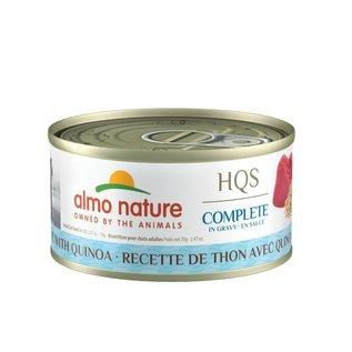 Almo Nature Almo Nature HQS Complete Tuna with Quinoa in Gravy (70g)