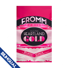 Fromm Fromm® Heartland Gold Grain Free Puppy Dry Dog Food 12 lb