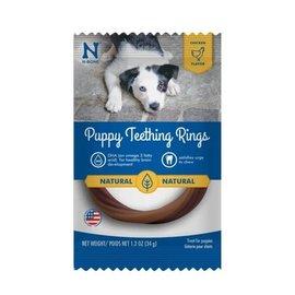 N-BONE N-BONE Puppy Chew Ring Chicken Flavour 1.2oz