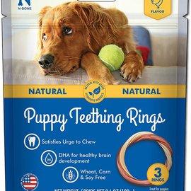 N-BONE N-BONE Puppy Teething Rings Chicken 3pc