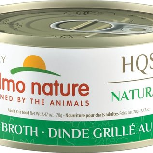 Almo Nature Almo Nature Natural Made in Italy Grilled Turkey in Broth (70g)