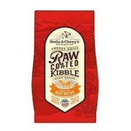 Stella & Chewy's Stella and Chewy Raw Coated Kibble Beef Recipe
