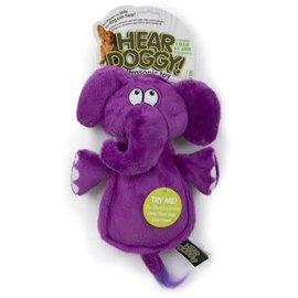 GoDog Hear Doggy! Elephant Purple Large