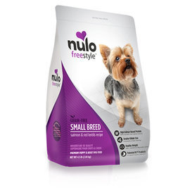 Nulo Nulo Small Breed 4.5LB Salmon & Red Lentils