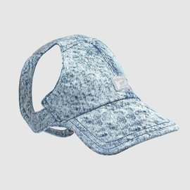 """Canada Pooch Canada Pooch Denim Style  """"Comeback Cap"""" for Dogs Large"""