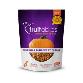 Fruitables Fruitables® Pumpkin & Blueberry Flavor Dog Treat 12 oz