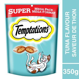 Temptations Temptations Tuna Cat Treats Super Pack 350g