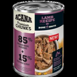 Acana Acana Lamb Recipe in Bone Broth - 12.8 oz