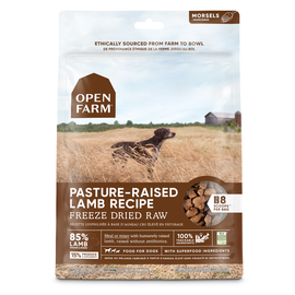 Open Farm Open Farm Dog - Freeze-Dried Pasture Raised Lamb 624g