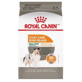 Royal Canin Royal Canin Small Dog Coat Care 17lbs