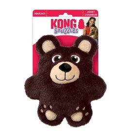 Kong Kong Snuzzles Medium Bear
