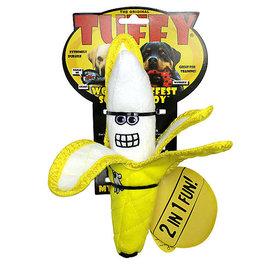 TUFFY Tuffy Banana Dog Toy