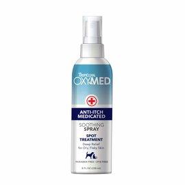 Tropiclean Oxymed Spray Anti-Itch 8oz