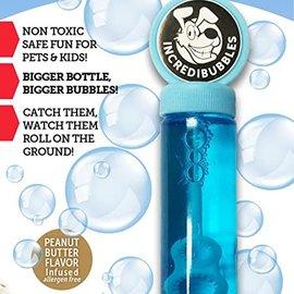 Pet Qwerks Pet Qwerks Flavoured Bubbles - Peanut Butter