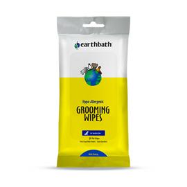 Earthbath Earthbath Grooming Wipes Hypo Allergenic Grooming Wipes 30pk