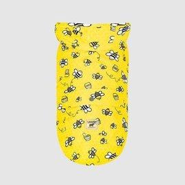 Canada Pooch Canada Pooch - Pick Me Poncho (Bee Design) - Size 10