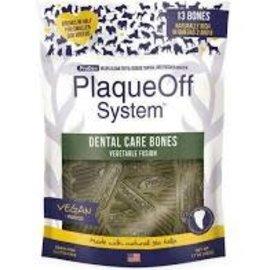 plaqueoff PlaqueOff Dental Care Bones - Vegan Vegetable Flavour (482g)