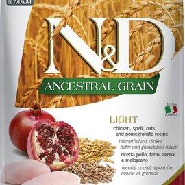 Farmina N&D Dog - Grain & Chicken Adult Med/Max 26.5lb