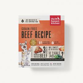 The Honest Kitchen The Honest Kitchen Grain Free Beef Recipie 2lbs