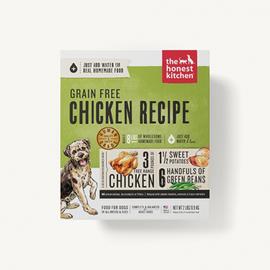 The Honest Kitchen The Honest Kitchen Grain Free Chicken Recipie 2lbs