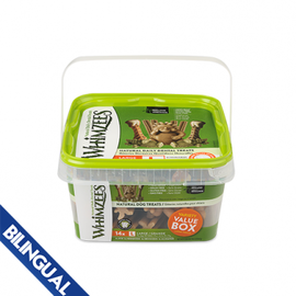 Whimzees Whimzees Large Dog Variety Pack 840g 14 Piece
