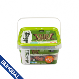 Whimzees Whimzees Small Dog Variety Pack 840g 56 Piece