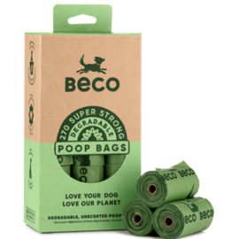 Beco Pets Beco Poop Bags Unscented Value Pack (270 bags)