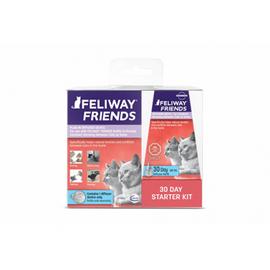 feliway Feliway Friends Diffuser Starter Kit