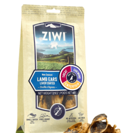 Ziwi Peak Ziwi Peak - Liver Coated Lamb Ears - 2.1oz