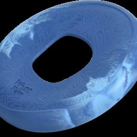 West Paw West Paw Sailz™  8.5''Rubber Frisbee (Blue)