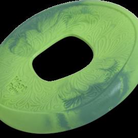 West Paw West Paw Sailz™  8.5''Rubber Frisbee (Green)