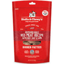 Stella & Chewy's Stella & Chewy's Remarkable Red Meat Dinner Patties 5.5oz