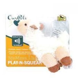 OurPets Ourpets Catnip Plush with Audio (Llama)