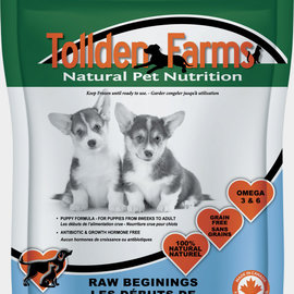 Tollden Farms Tollden Farms - Raw Beginnings - Puppy 8lb